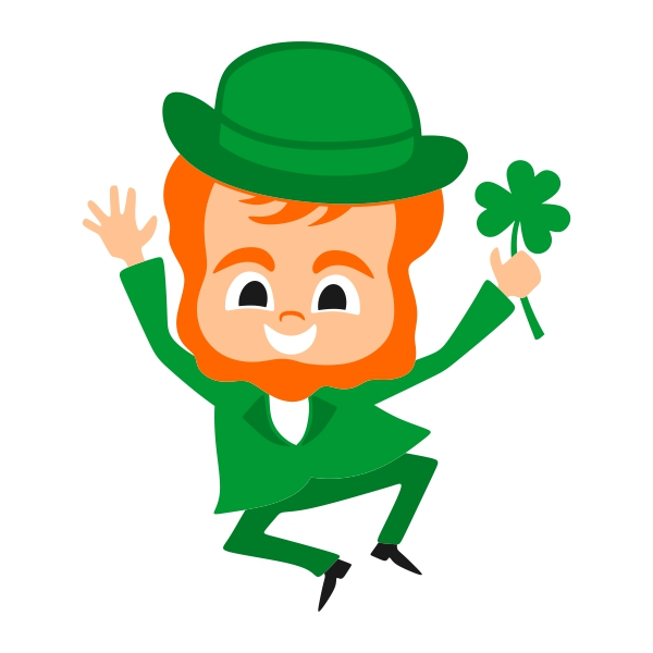 picture royalty free library Leprechaun clipart. Ireland chatsworth hills academy.