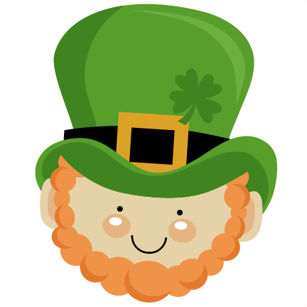 picture freeuse Svg cutting files for. Beard clipart leprechaun