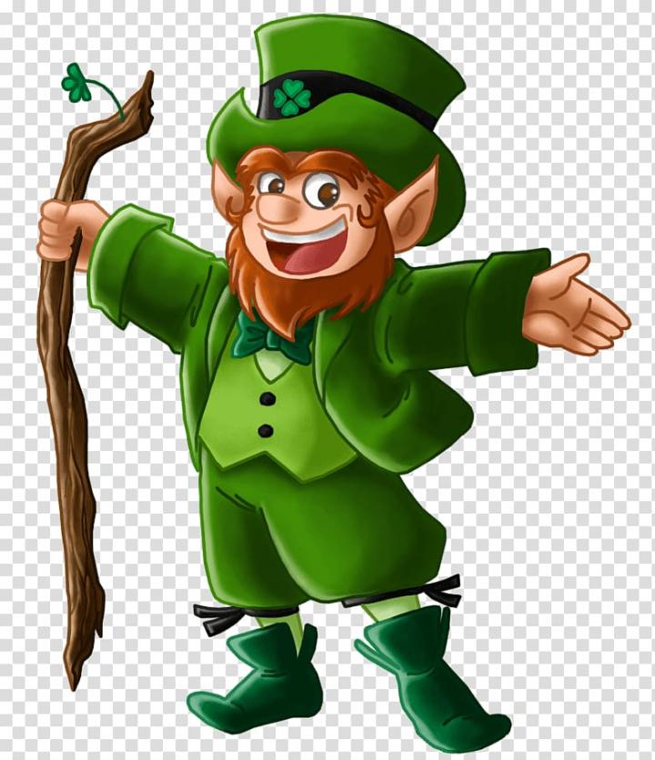svg Irish people luck game. Leprechaun transparent.