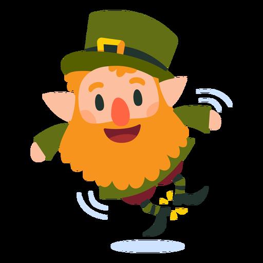 png royalty free Leprechaun transparent. Clicking heels cartoon png.