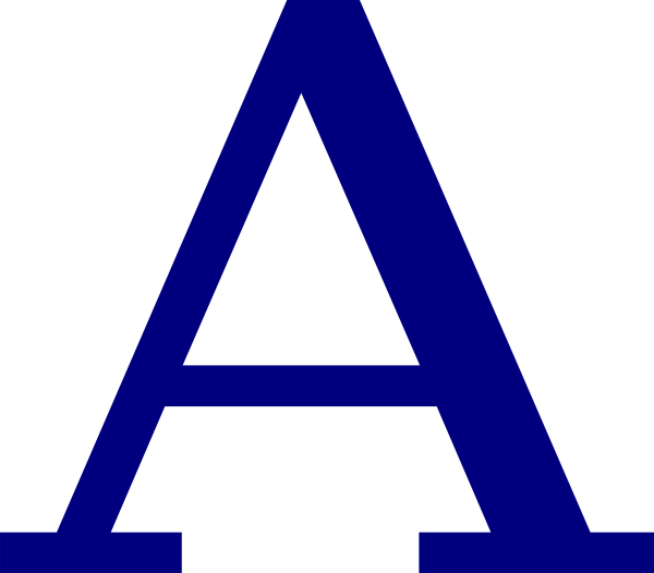 clip art free Letter A Clipart at GetDrawings