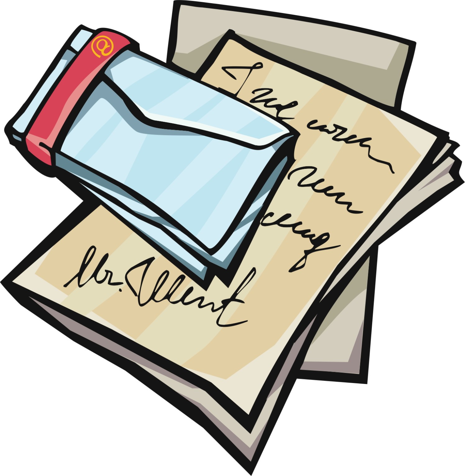 transparent Free i cliparts download. Letter clipart.