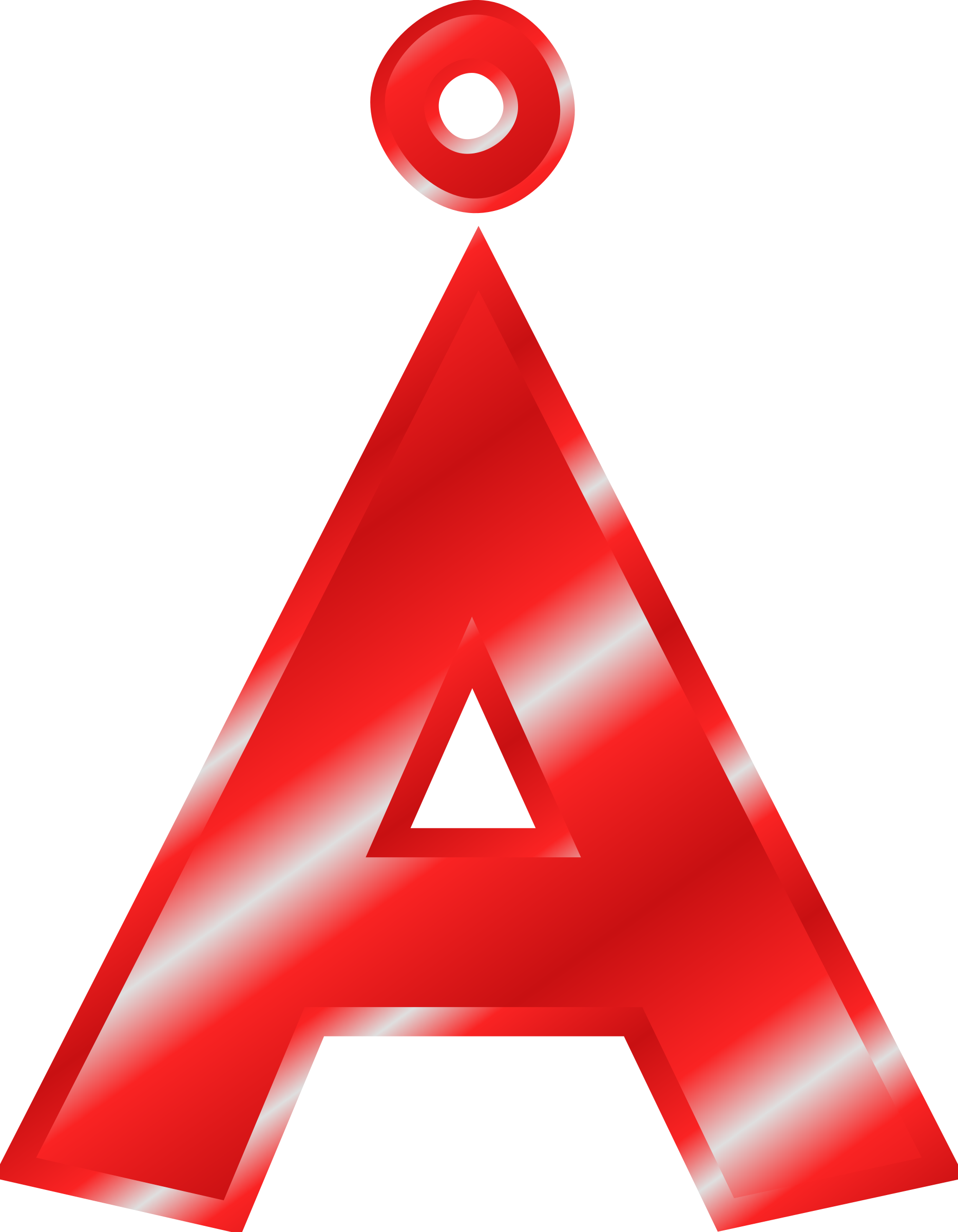 black and white library Letter clipart file. Effect letters alphabet red.