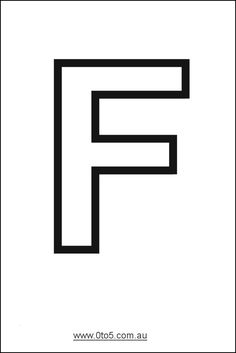 graphic library  best for finch. Letter f clipart