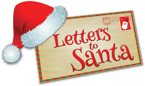 vector download mail letter to santa