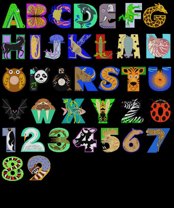 picture transparent download Graffiti Alphabet