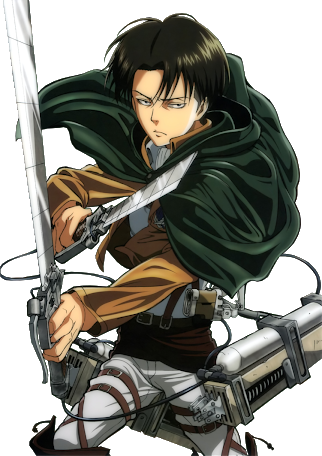 graphic freeuse download Ackerman anime steemit character. Levi drawing