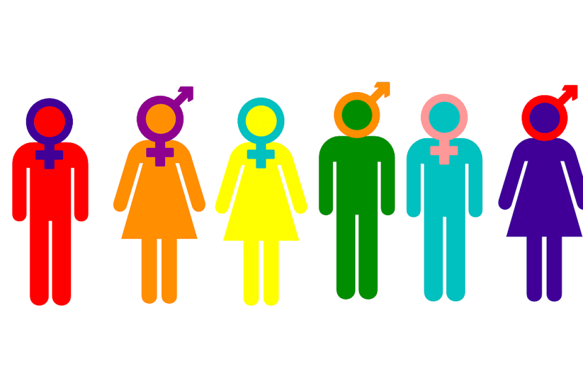 clipart black and white Global law firm introduces LGBT support network for employees
