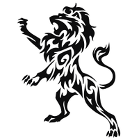 clipart free download Liberty clipart tattoo. Download lion free png.