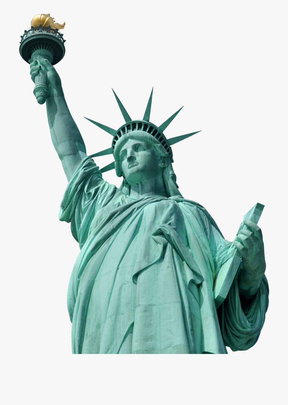 transparent library  collection of statue. Liberty clipart transparent.