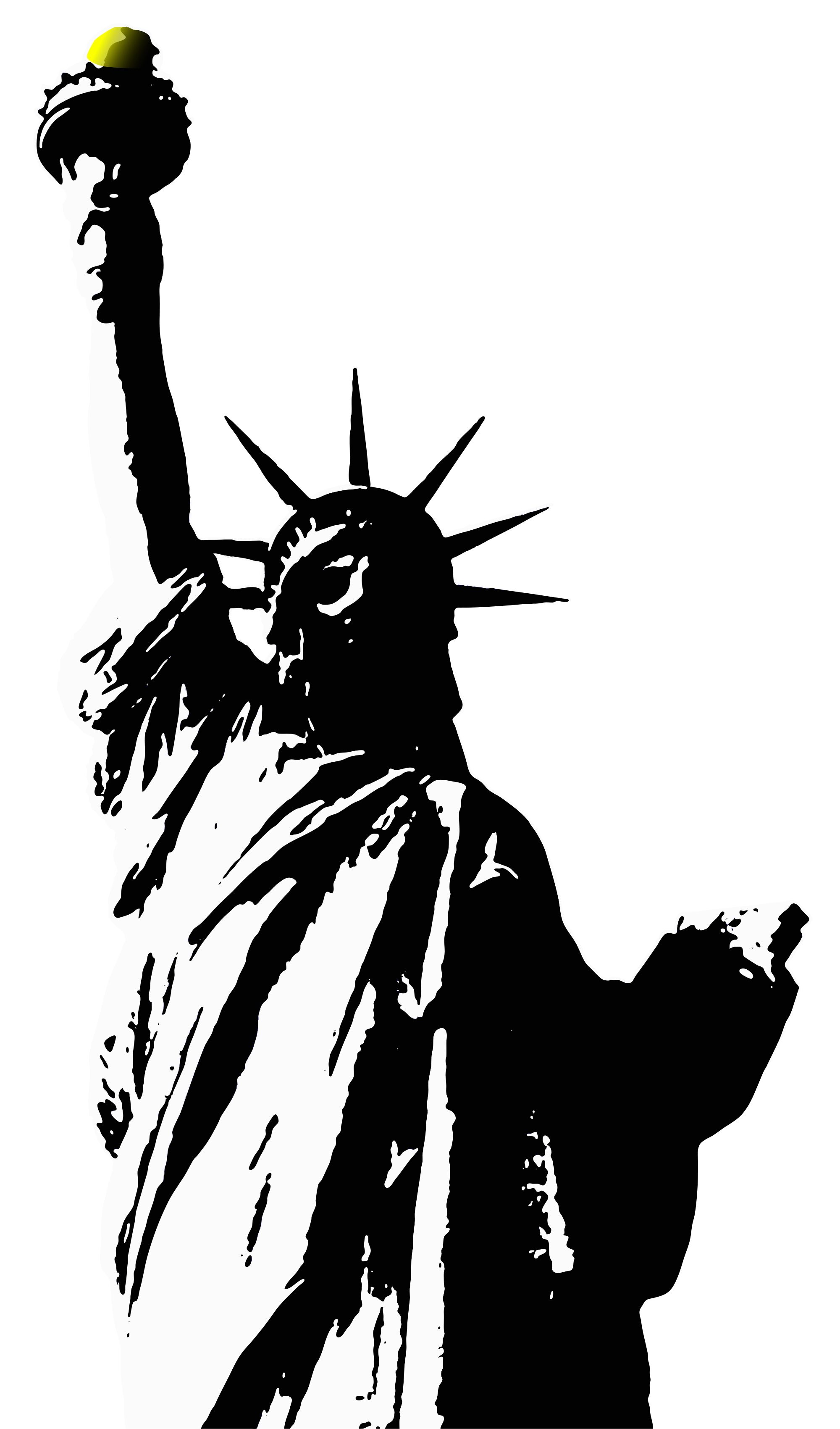 png transparent stock Liberty clipart transparent. Statue of png image.
