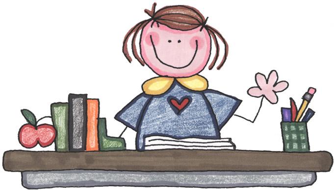 banner black and white Preschool teacher . Librarian clipart english professor