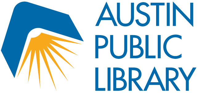 picture library stock  blue apl logo. Librarian clipart public library.