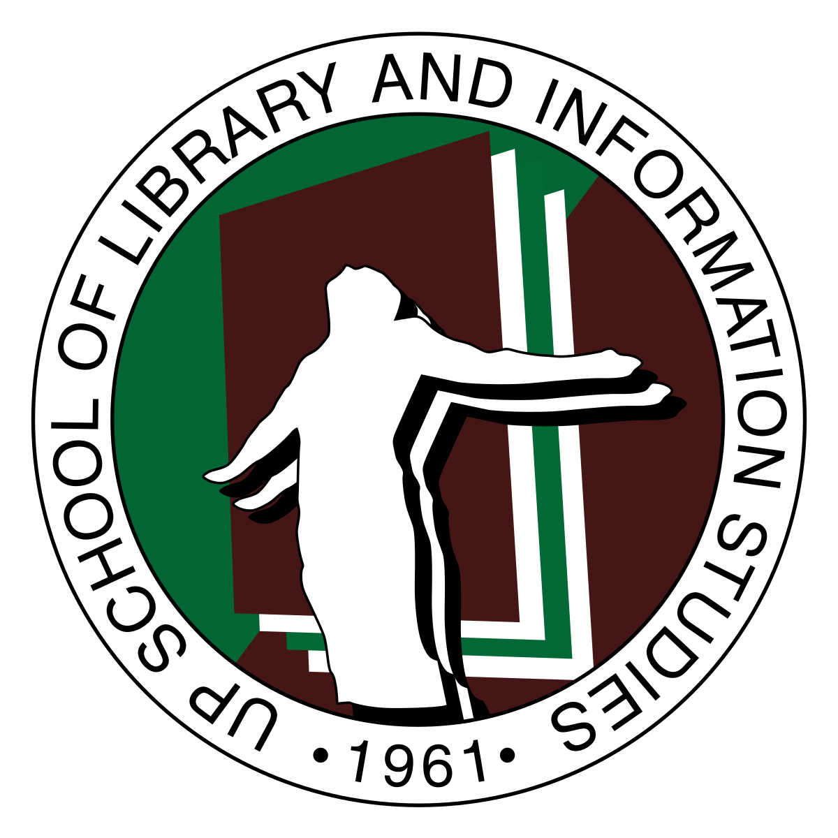 svg royalty free download University of the Philippines School of Library and Information