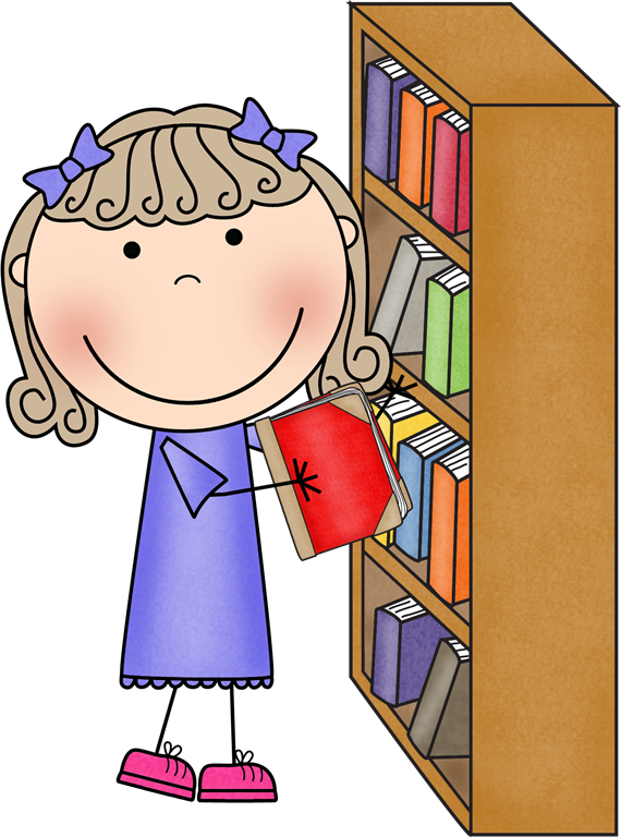 picture free download Librarian clipart school personnel. Education library free on.