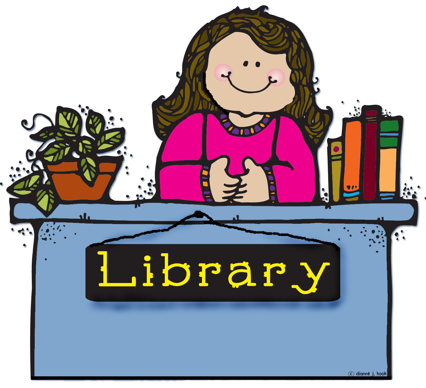 png freeuse download Director . Librarian clipart school personnel.