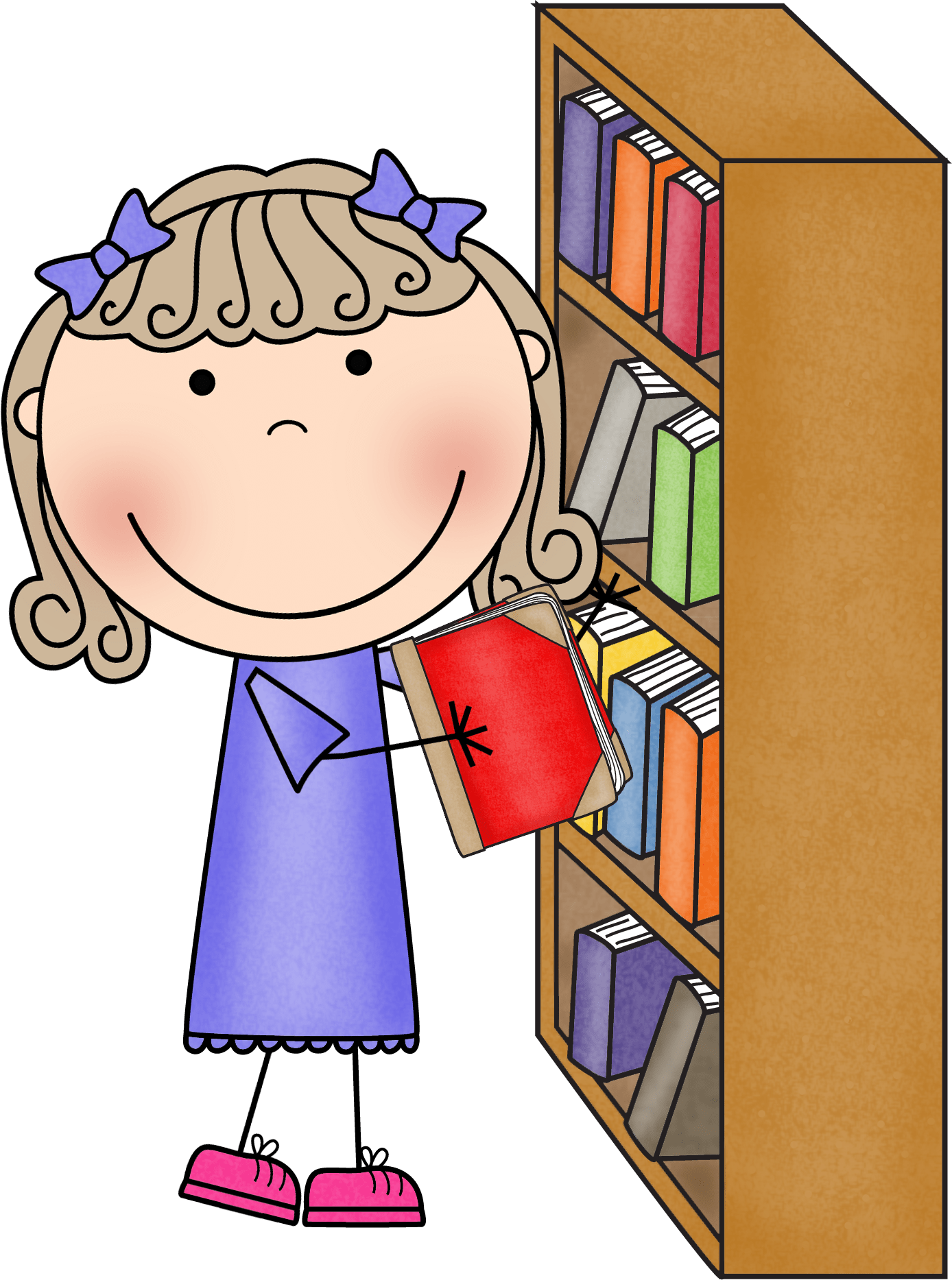 picture library download Clipart Classroom Library Clip Art Library