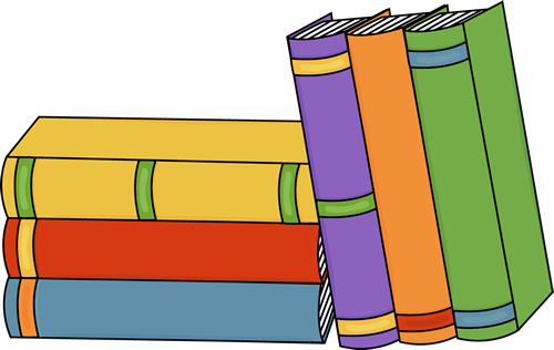 banner download Library Books Clipart Free