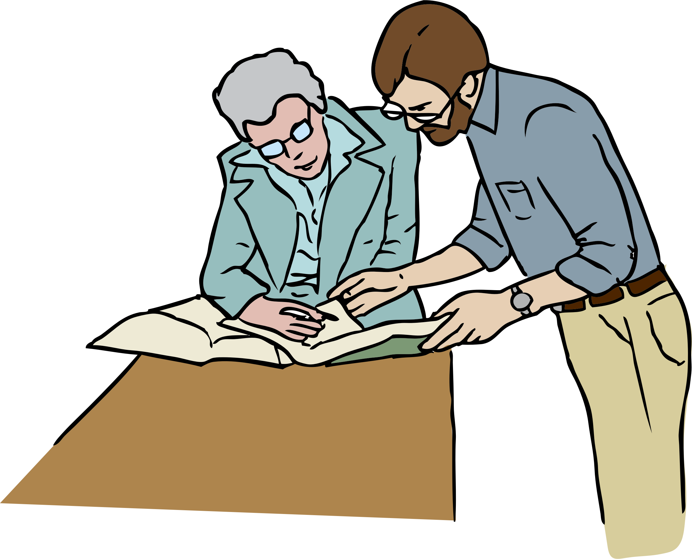 library Library clipart reference book. Desk big image png.