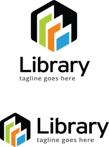 picture transparent Library Logo Vector