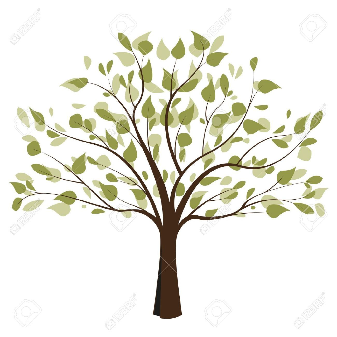 clipart free stock Life clipart. Tree of black and