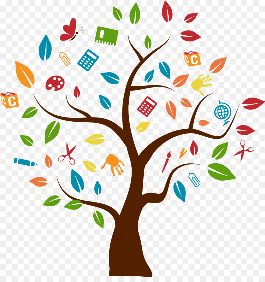 svg royalty free Tree of education learning. Life clipart