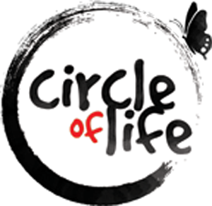 banner black and white library Free on dumielauxepices net. Life clipart circle life.