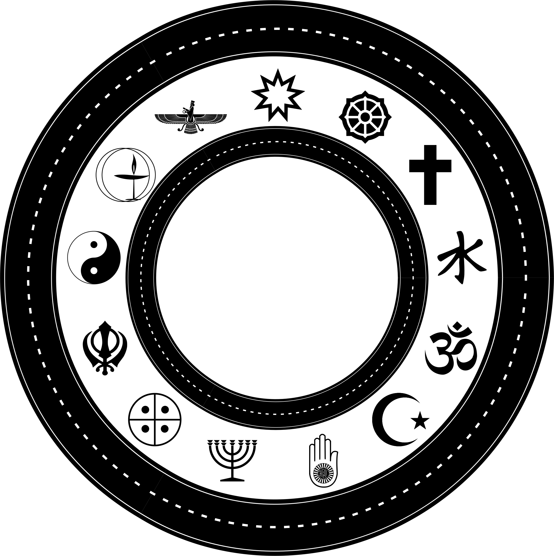 banner black and white library Life clipart circle life. Free on dumielauxepices net.