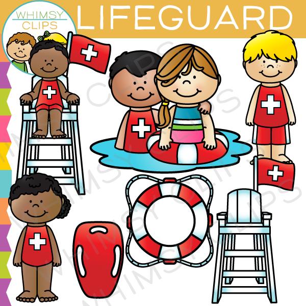 clipart library Lifeguard clipart. Kids clip art .