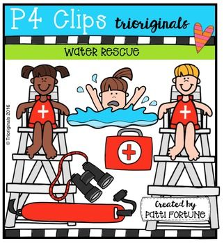 svg freeuse stock Lifeguard clipart swimming safety. Water rescue p clips.