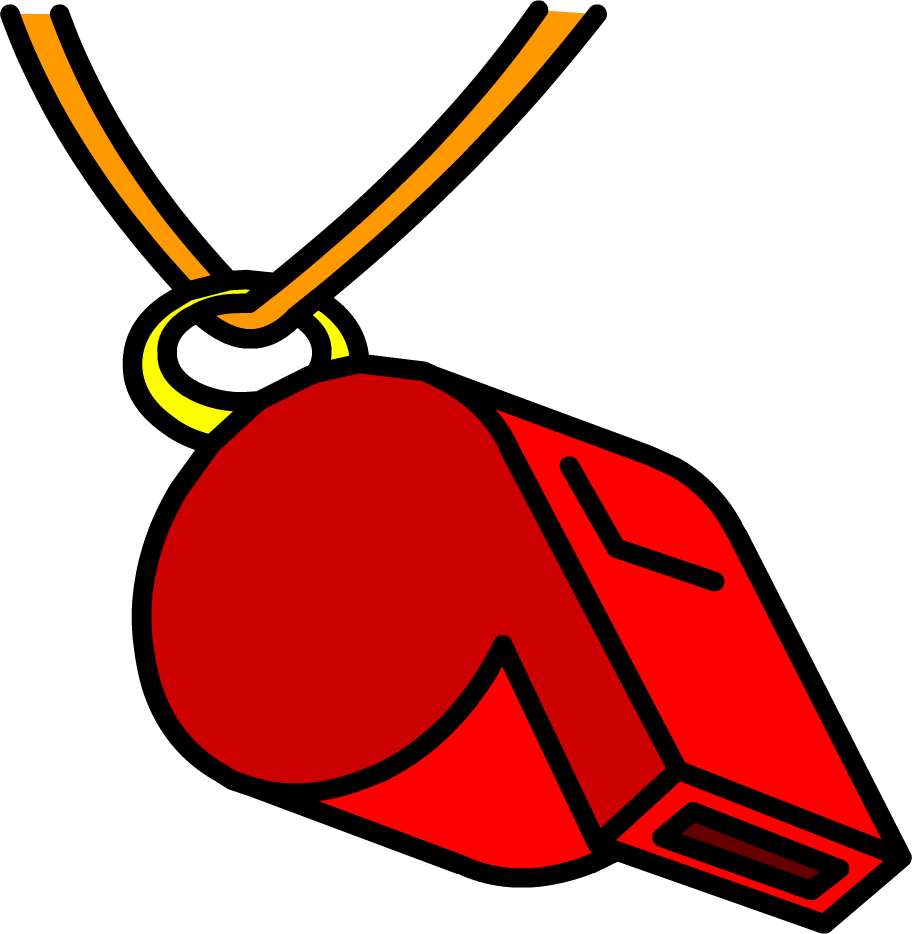 clip freeuse download Coach whistle clipart. Club penguin wiki fandom.