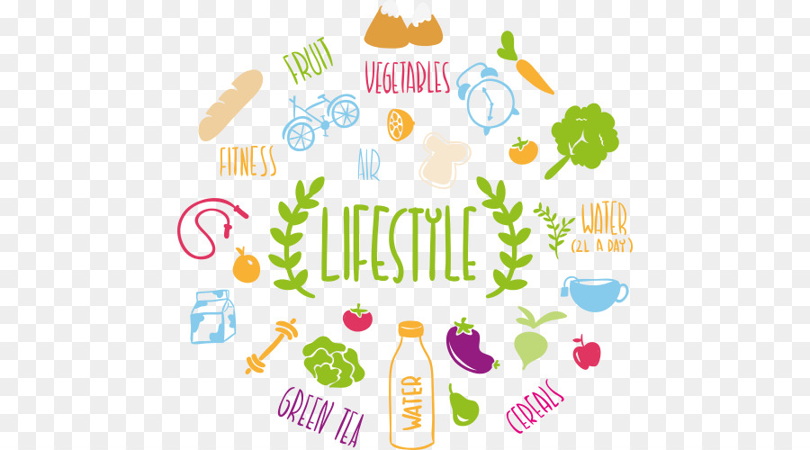 clip free download Healthy eating health food. Lifestyle clipart.
