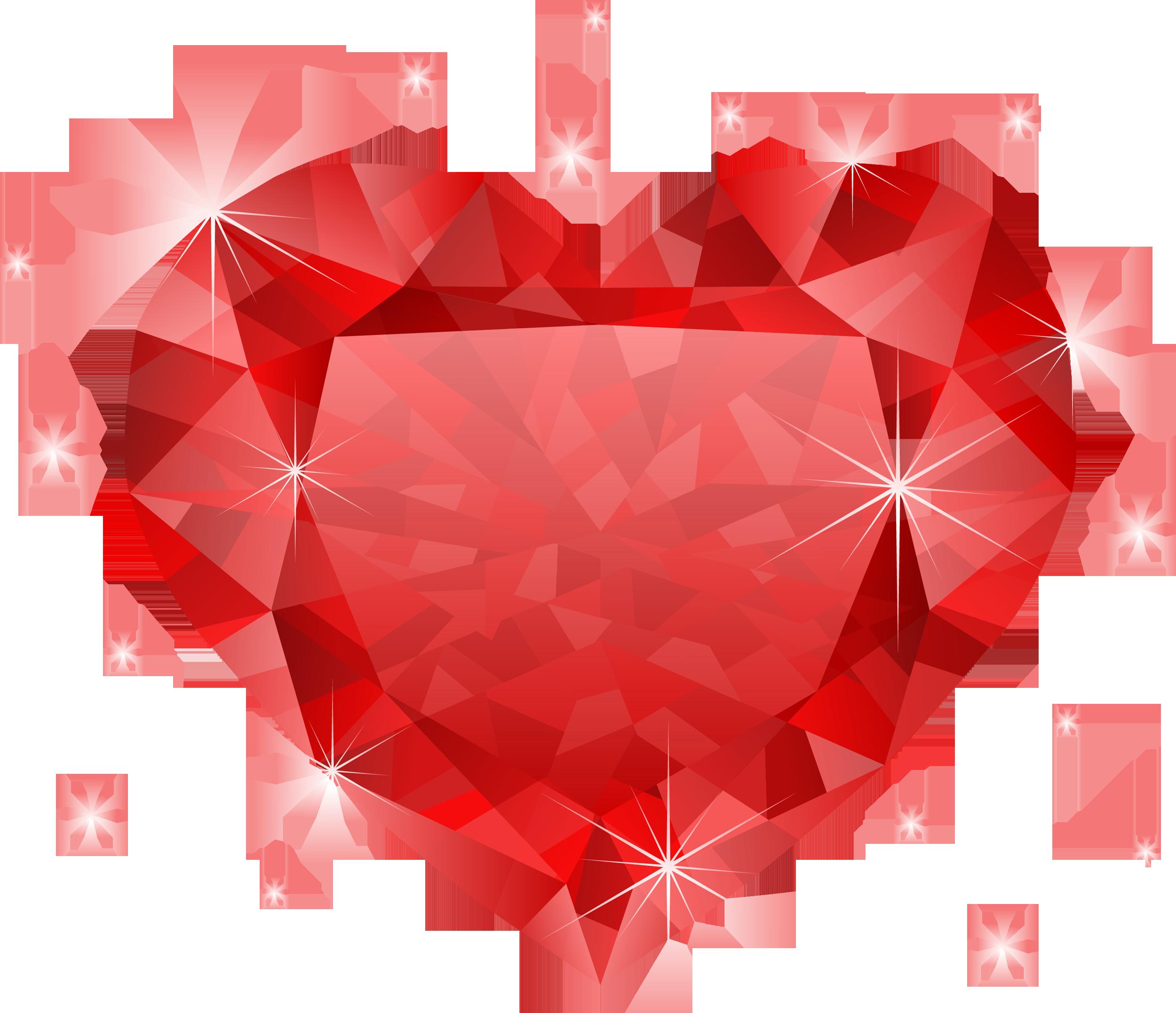 jpg transparent Large transparent diamond red. Lifestyle clipart healthy heart.