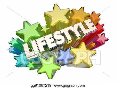 jpg royalty free library Drawing stars comfort luxury. Lifestyle clipart luxurious lifestyle.