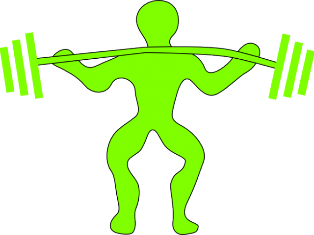 clipart transparent stock Lifting clipart. Weights free download clip
