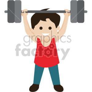 clip art transparent stock Lifting clipart exercise. Royalty free images graphics.