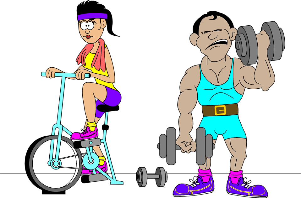 png royalty free stock How often do you. Lifting clipart exercise.