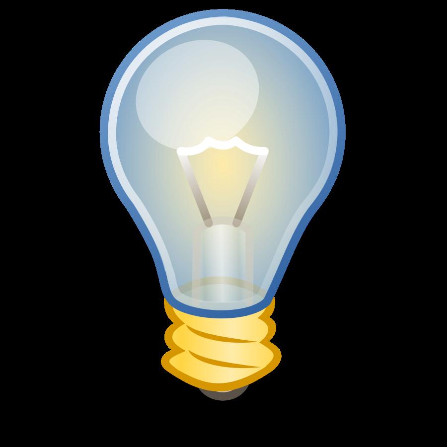 clip free stock Light bulb transparent background. Lights clipart bold.