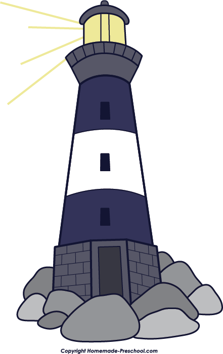 png freeuse Lighthouse clipart. Moroccan red clip art.
