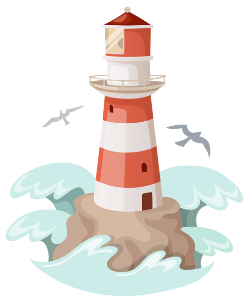 image stock Lighthouse clipart. Png image pinterest images.