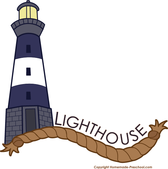 picture royalty free Free download clip art. Lighthouse clipart file.