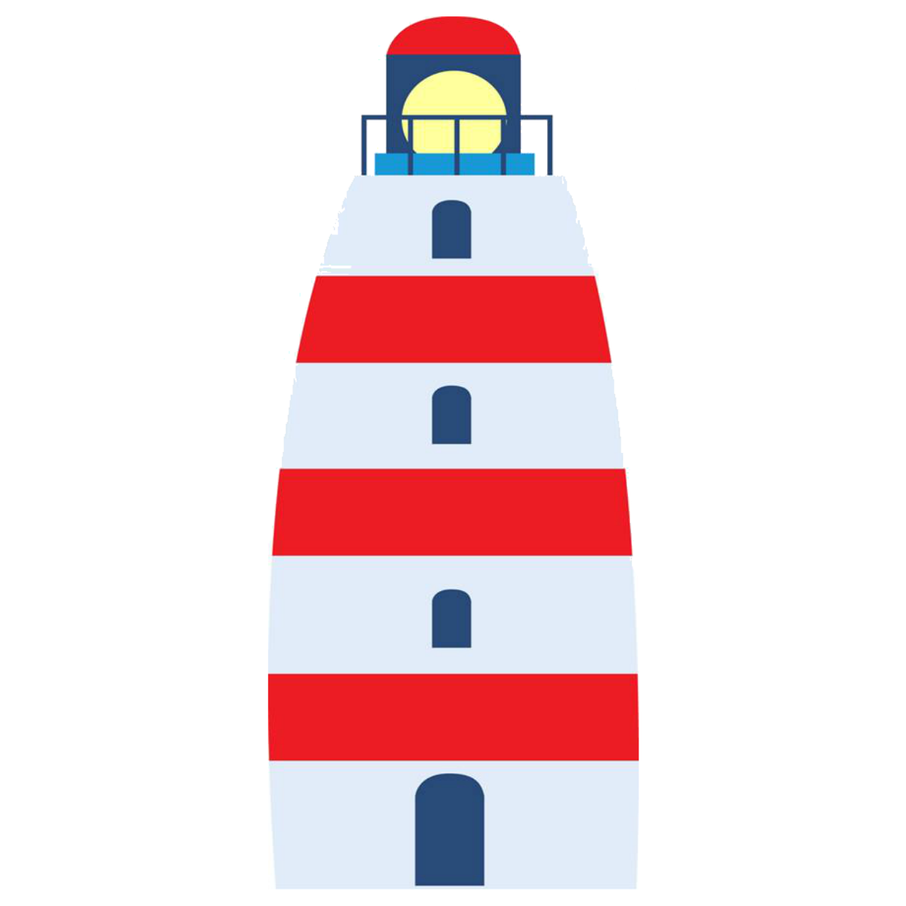 graphic royalty free library Lighthouse clipart logo. Baby free on dumielauxepices.