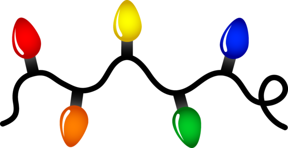 clip library library Xmas lights boyertown auto. Lighting clipart.