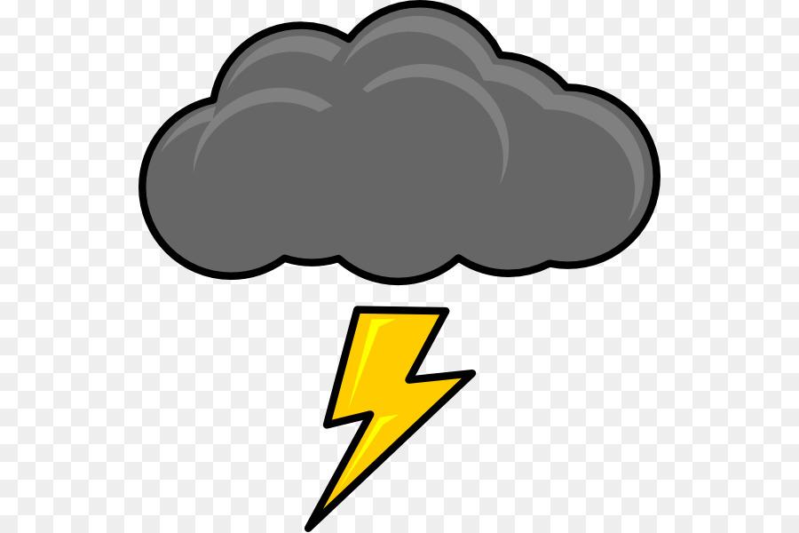 graphic free download Lighting clipart lightning cloud. Rain thunderstorm