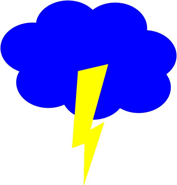 png library Clip art at clker. Lighting clipart lightning cloud