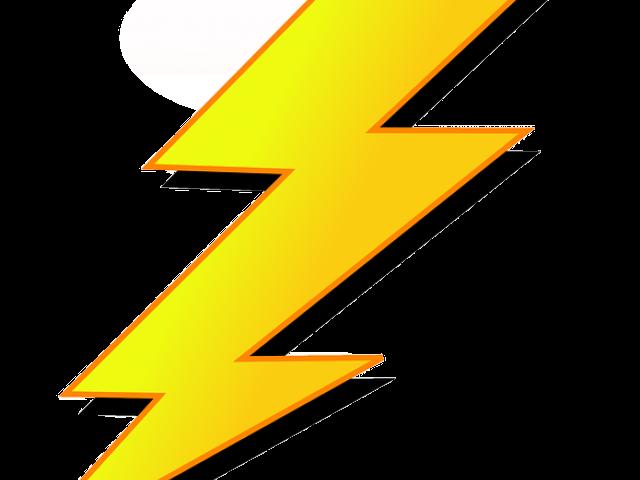 banner Lightening free on dumielauxepices. Lighting clipart lightning rod.