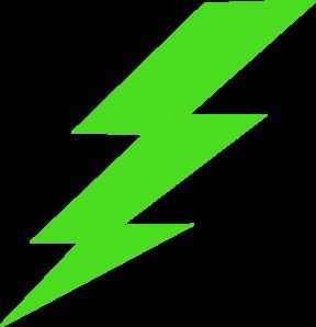 clip art free stock Lighting bolt clip art. Lightning clipart green.