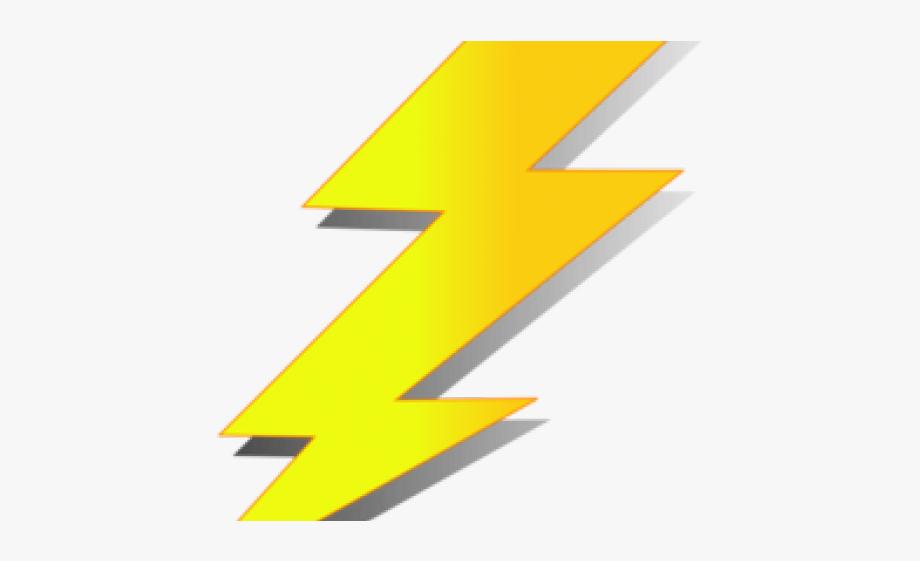 svg library Thunder yellow mcqueen bolt. Lightning clipart.