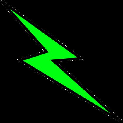 image black and white Lightning clipart green. Bolt hi roblox greenlightningboltclipartbolthi.