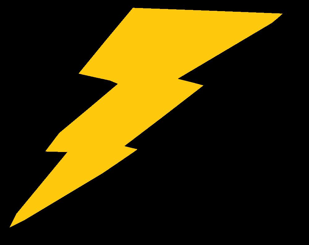 banner freeuse Onlinelabels clip art bolt. Lightning clipart shaped.